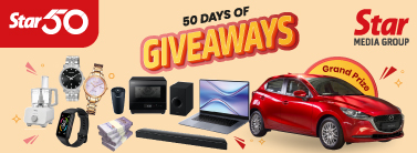 Star50 Subscribe & Get Rewarded mobile
