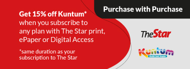 Purchase with Purchase: Get 15% off Kuntum